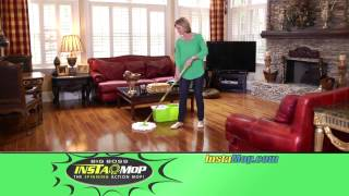 #InstaMop amazing all in one floor cleaner infomercial Longform