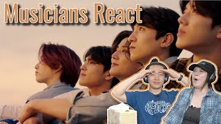 Musicians React & Analyze Day6's 'You make Me'