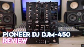 Pioneer DJ DJM-450 Talkthrough Video