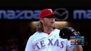 September 02, 2016-Houston Astros vs. Texas Rangers