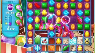 Candy Crush Soda Saga Level 1155 No Boosters