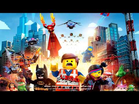 The Lego Movie Videogame - Back From Reality Mission Theme (Battle/Combat)