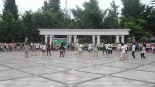 100704 Worldwide TVXQ Flashmob-China Chengdu .flv