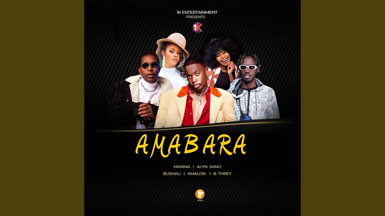 Download Amabara (feat. Marina, Bushali, Alyn Sano & B Threy)