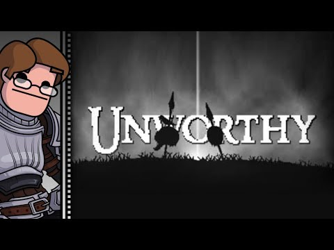Let's Try Unworthy - A Souls-Like Metroidvania Without... Jumping?