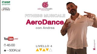 Aerodance - Livello 4 - 6  (Live)