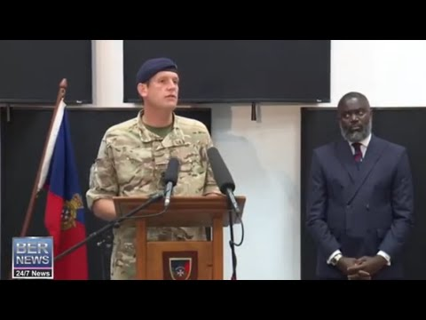 Governor, Minister, RBR, BPS On Soldiers Struck At Checkpoint, June 30 2020