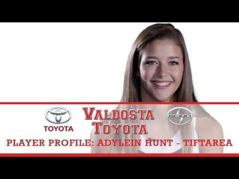 Adylein Hunt - Tiftarea Academy Cheerleading