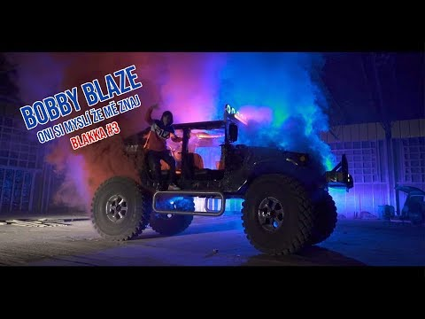 #BLAKKA3 Bobby Blaze - OniSiMyslíŽeMěZnaj Prod.by Profus