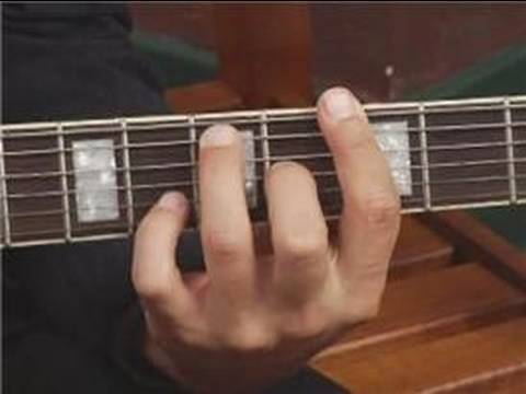 Play G7 Chord in 2nd Position on the Guitar: Root Position : Guitar ...