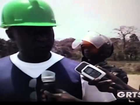 Jammeh Demolition Exercise at Tourism Area