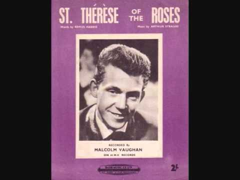 Malcolm Vaughan - St. Therese Of The Roses (1956)