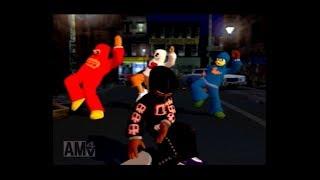 Dance Summit 2001 -  Custom Move