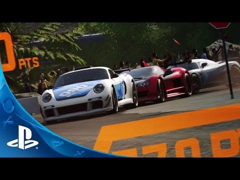 DRIVECLUB - Announce Trailer - Coming October 7, 2014