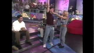 """Steve Hahn On The MTV Show: """"Singled Out""""  Hosted By: Jenny McCarthy"""