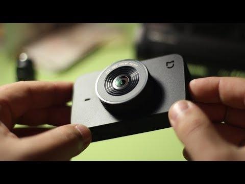 Обзор Видеорегистратора Xiaomi MI Dash Cam 1S