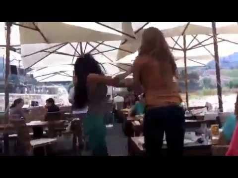 Lebanese girls fight!