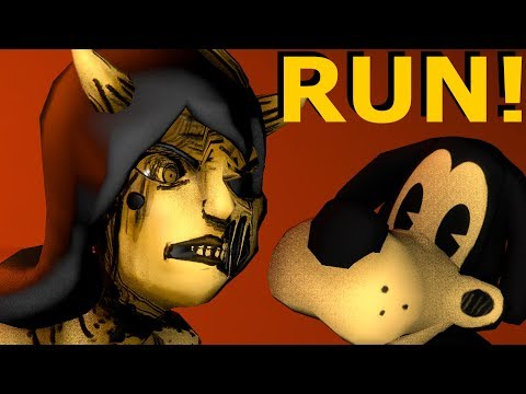 Bendy And The Ink Machine Chapter 4 Ending SFM Fanmade