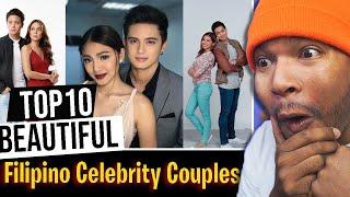 The MOST Beautiful FILIPINO COUPLE Celebrities! LOVE IT!