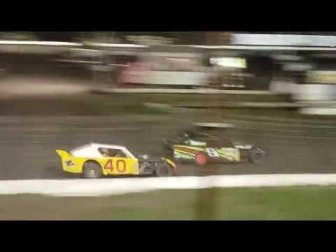 Hamilton County Speedway 4-20-19 B mod A main
