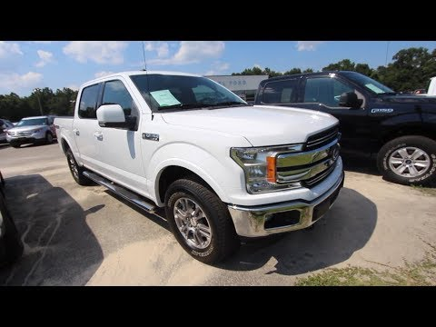 Here's a 2018 Ford F150 Lariat 4×4 – For Sale Review | Ravenel Ford – July 2018