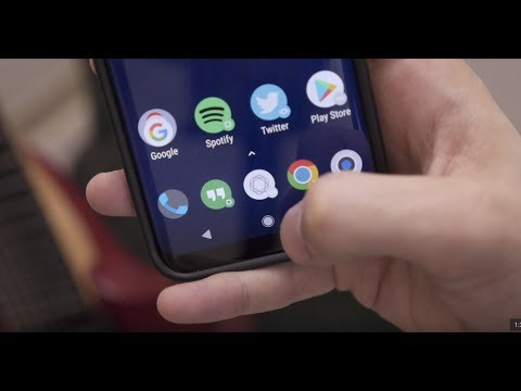Install stock Android nav buttons on Galaxy S8