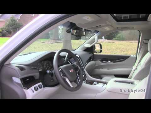 2015 Cadillac Escalade | ESV Start Up, Road Test, and In Depth Review