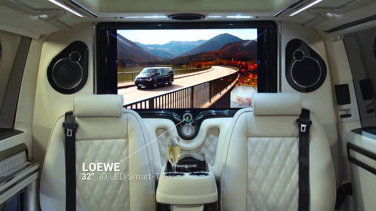 klassen car design technology volkswagen t5 vip. Black Bedroom Furniture Sets. Home Design Ideas