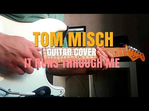 Tom Misch - It Runs Through Me | Guitar Cover (4K UHD)