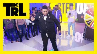 Fatboy SSE Shows Off His Moves In A Game Of 'Step Off' | Weekdays at 3:30pm | #TRL
