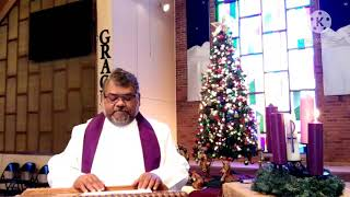 GRACE UMC: 1ST SUNDAY IN ADVENT- NOVEMBER 29, 2020