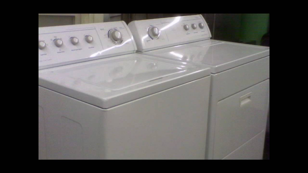 U.S. Appliance - Weekly Special, Whirlpool washer & dryer - week of ...