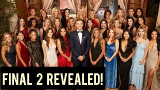 The Bachelor Final 2 SPOILERS! Who Are Peters Final 2? [SPOLIERS!]
