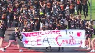 Ursinus College BEARS 2014 Football Season