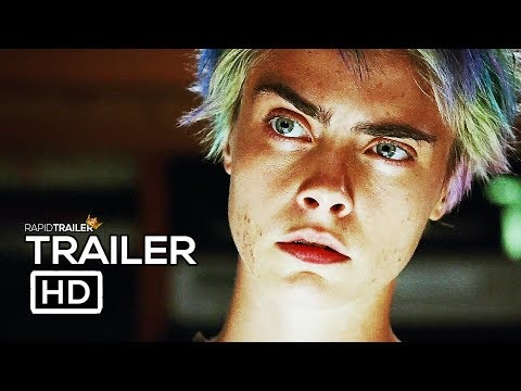 Her Smell Official Trailer 2019 Cara Delevingne Elisabeth Moss