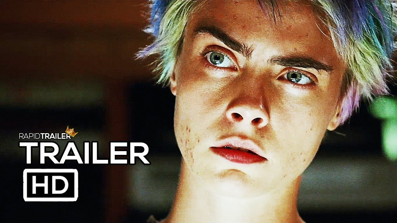 Her Smell Official Trailer 2019 Cara Delevingne Elisabeth Moss Movie Hd Youtube