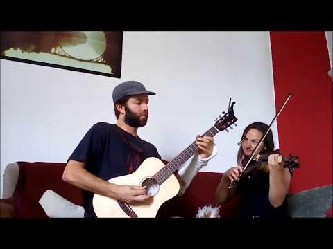 Tim McMillan & Rachel Snow - Acoustic Pirate Metal