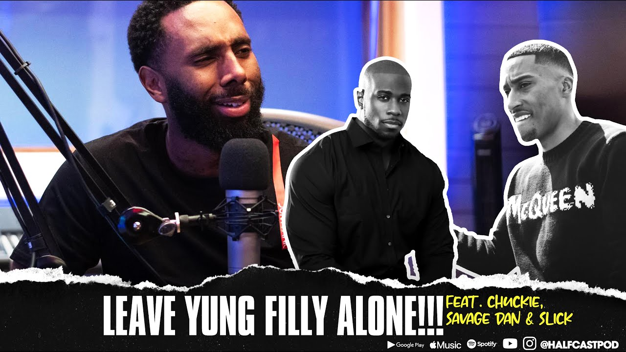 Leave Yung Filly ALONE!!! || Halfcast Podcast