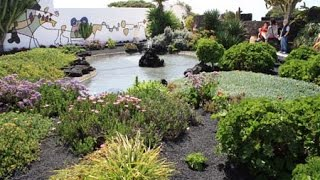 Lanzarote: House-Museum of Cesar Manrique (with Costa Serena)