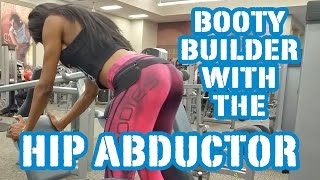 How To Build Your Glutes, Men & Women  - Hip Abductor Techniques - Day 10 - Marie Blanchard