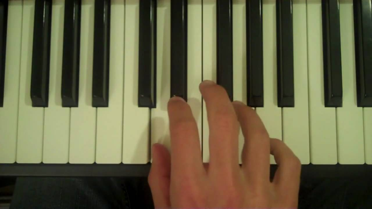 How to play a dsus4 chord on piano youtube how to play a dsus4 chord on piano hexwebz Choice Image
