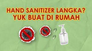 Sejak merebaknya virus korona (covid-19) di berbagai negara, masker dan hand sanitizer mendadak langka. kelangkaan ini membuat banyak masyarakat khawatir. la...