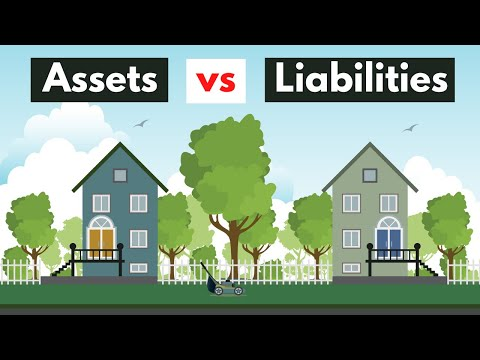 Assets vs Liabilities and how to generate assets