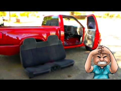 1997 Chevy S10 SS (Carpet Cleaning) P2