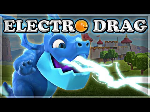 NEW Electro Dragon GAMEPLAY | Clash Royale