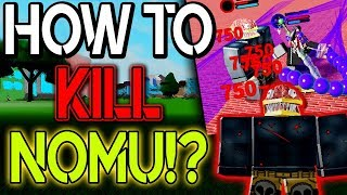 NEW CODE! + HOW TO KILL NOMU FAST!? BOKU NO ROBLOX REMASTERED| ROBLOX | Builderboy TV