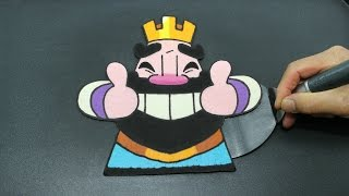 Clash Royale Supercell PANCAKE
