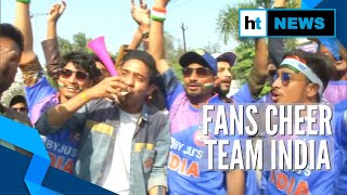 Watch: Cricket fans flock to stadium for first India vs Bangladesh Test