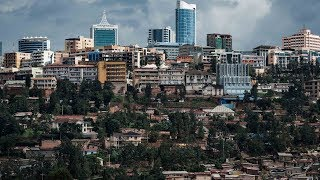 China helps Rwanda upgrade urban roads