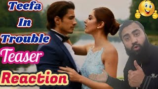 Pakistan React on Teefa In Trouble Official Teaser | Ali Zafar And Maya Ali | 2018  | AS Reactions